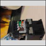 Photo 2 cable prise RJ45