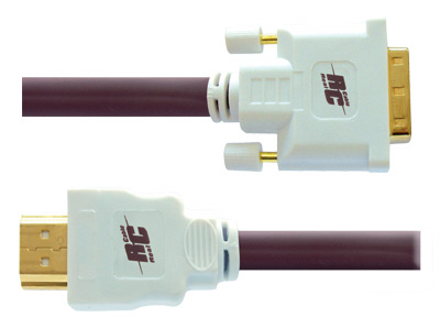 Câble DVI / HDMI, Dual Link, AVS, Real Cable