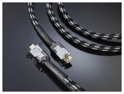 Câble HDMI, High speed, canal Ethernet (1.4), Infinite II, Master, Real Cable