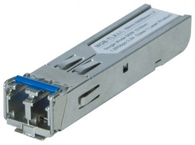 Transceiver SFP (mini-GIBC) Monomode, LX / LC, Planet
