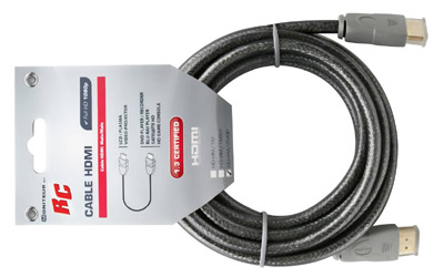 Câble HDMI, High speed, VIM, Real Cable