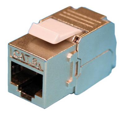 Connecteur rj45 cat6a blind sftp stp keystone par - Connecteur rj45 cat 6 ...