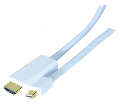 Câble Mini-DisplayPort 1.2 vers HDMI 2.0, TLC