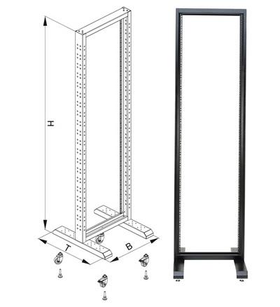 baie de brassage dans accessoire de r seau par. Black Bedroom Furniture Sets. Home Design Ideas