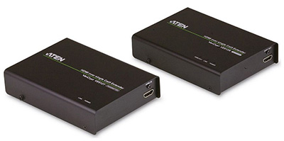 Prolongateur actif HDMI via RJ45, HDbaseT, VE812, Aten