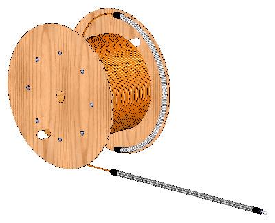 c ble fibre optique multimode pour ext rieur clt arm acier pr co oblig e par. Black Bedroom Furniture Sets. Home Design Ideas